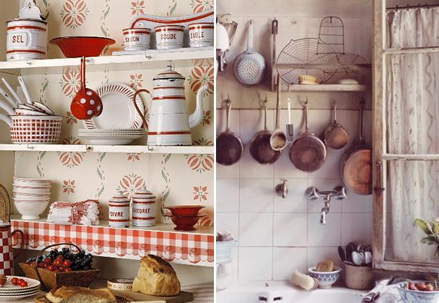 Decoracion country estilo vintage   paperblog