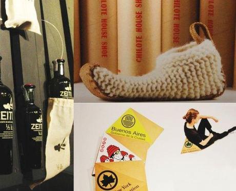 'Zeitun', 'Chilote Shoes' y 'EcoSit'