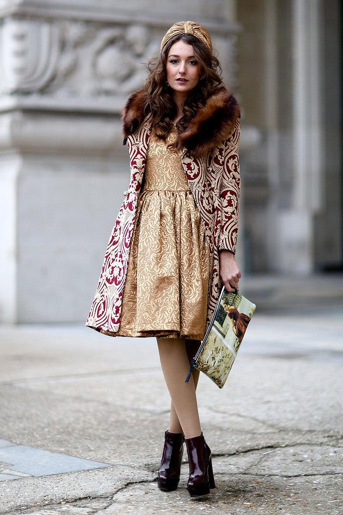 Street Style Paris Fashion Week Pfw Parte I Paperblog