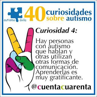 40 curiosidades sobre el autismo
