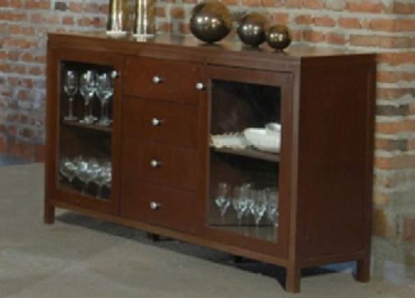 Dise o de interiores c mo elegir los muebles paperblog - Muebles para vajilla ...