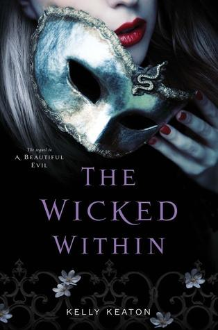 Portada revelada: The Wicked Within (Gods & Monsters #3) de Kelly Keaton