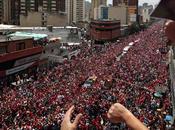 bulos cuente derechona ultraliberal, Venezuela ciudadanos gracias ex-presidente, España… tiran ventana