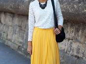 Friday: Street Style, Yellow