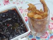Calamares fritos tinta