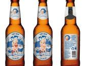 'Striptease' botella cerveza