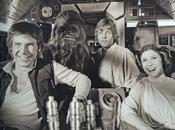 "George Lucas confirma presencias Harrison Ford, Mark Hamill Carrie Fisher nueva ""Star Wars"""