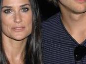 Demi Moore pide manutención Ashton Kutcher