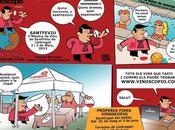 SANTFEVIU, 1ªMostra Vins Sant Feliu Llobregat
