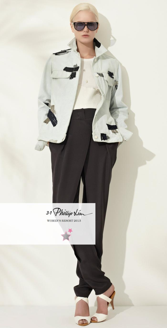 fashion brands… phillip lim (resort 2013)