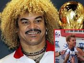 Carlos Valderrama sorprende corte cabello después años