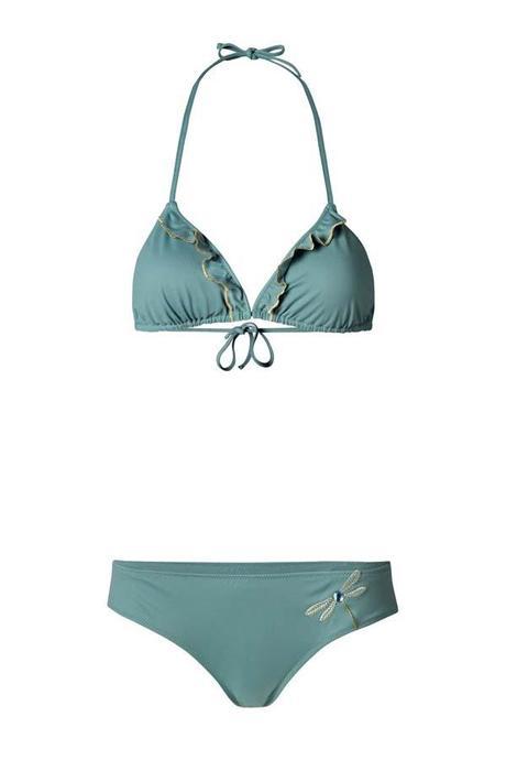Bikinis de Guillermina Baeza para Mango