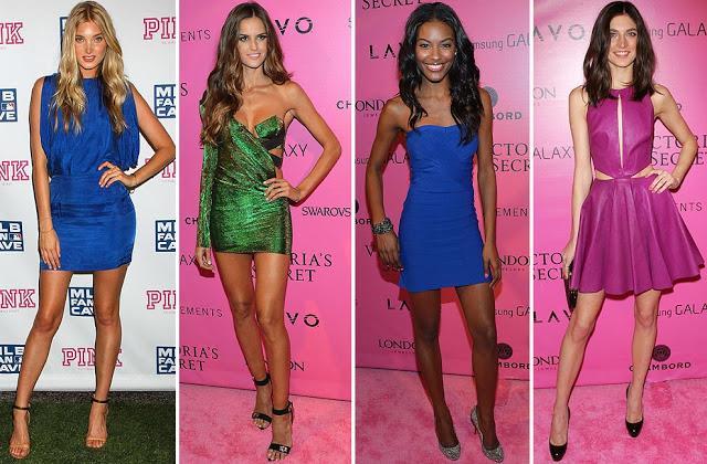 Vestidos de moda en el verano 2013