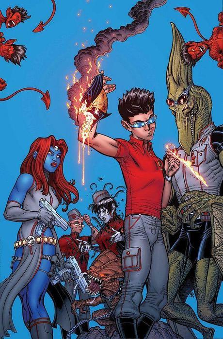 Solicitaciones de X-Men para junio de 2013