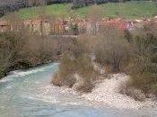 Deshielo Picos Europa sobre Cares 2013