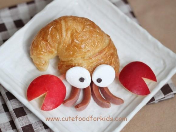 comidas divertidas para nios
