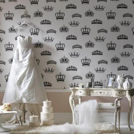 Las paredes más originales con papel pintado
