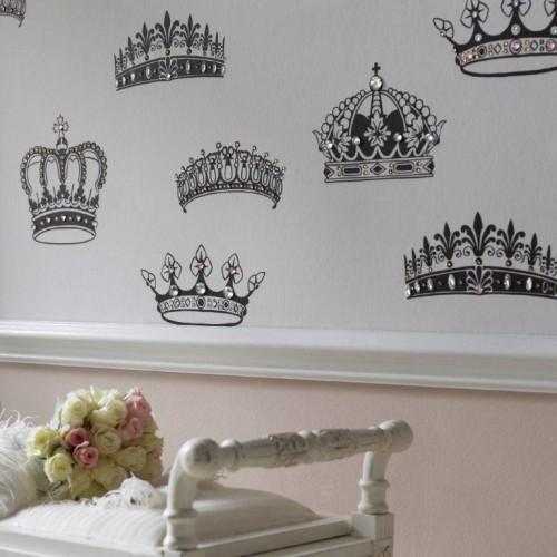 Las paredes m s originales con papel pintado paperblog - Paredes pintadas originales ...