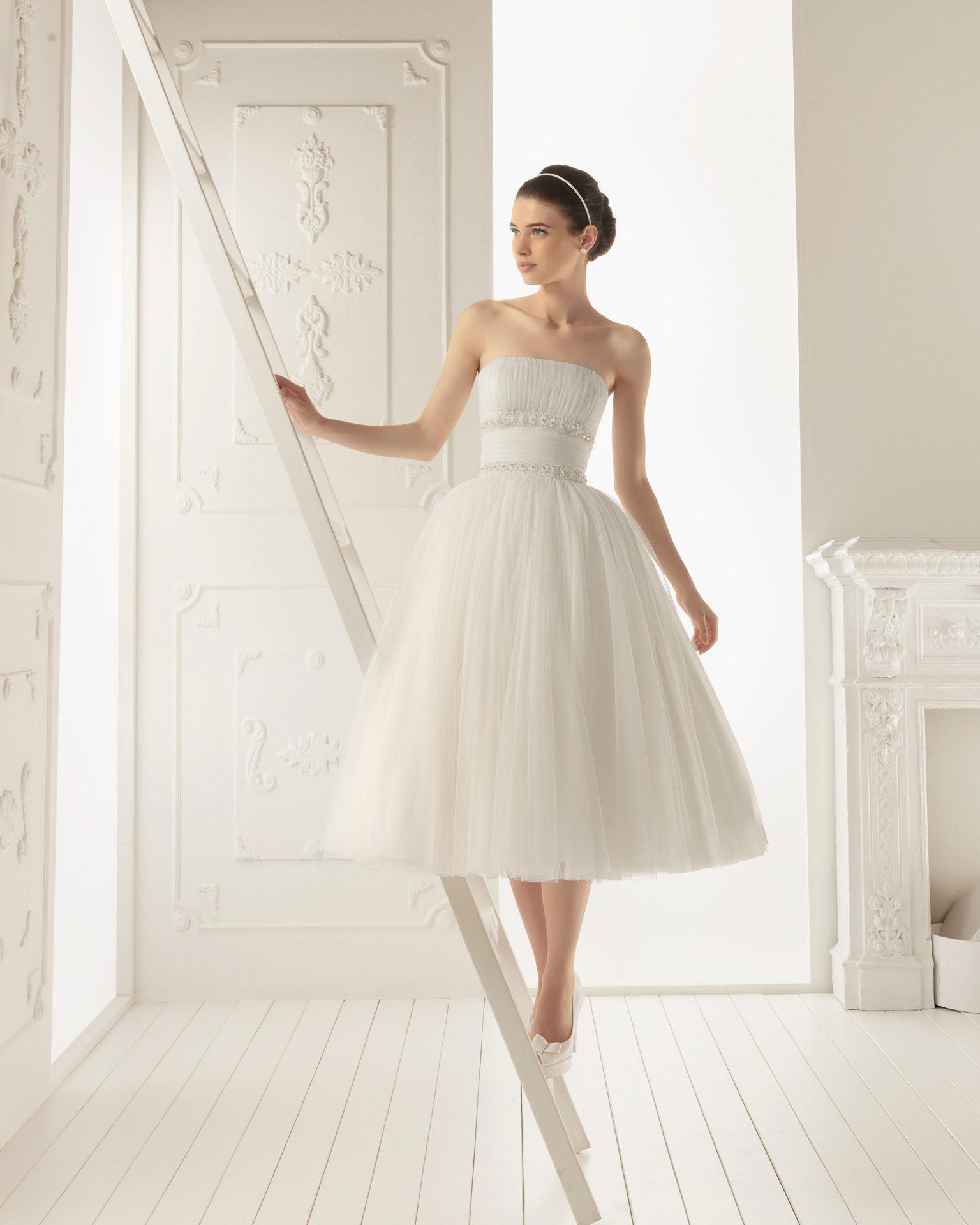 Vestidos de Novia con Mucho Volumen | Tu Boda de Blog - Paperblog