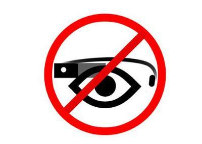 Las Google Glass ya comienzan a ser prohibidas