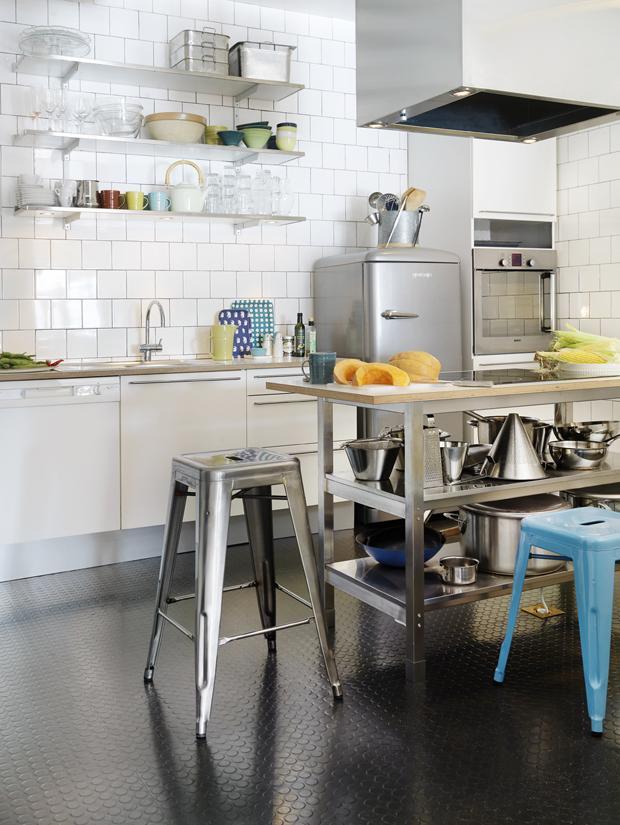 Inspiraci n cocina de estilo industrial paperblog for Cocina estilo industrial