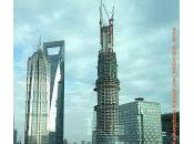 nueva Shanghai Tower