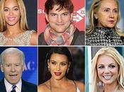 'hacker' airea datos económicos Beyoncé, Spears, Clinton Biden