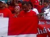 Rinden Santiago homenaje Hugo Chávez