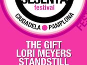 Tres Sesenta Festival 2013: Delafé Flores Azules, Lori Meyers, Gift, Delorean...