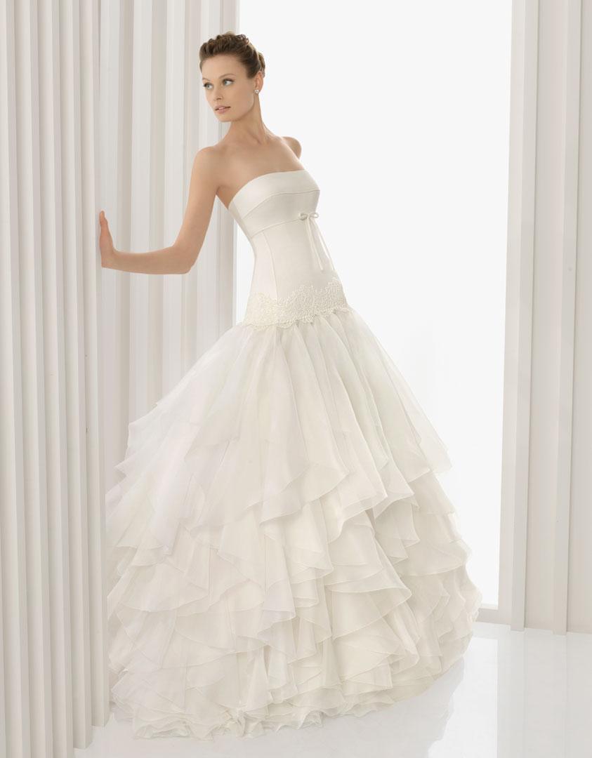 Compra de vestidos de novia usados barcelona