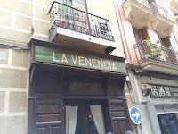 Bar La venencia, en Madrid