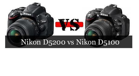 nikon, d5200, d5100, comparativas, analisis