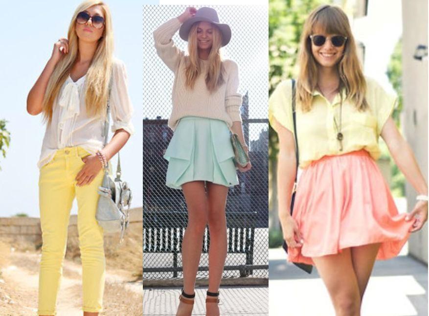 Ropa de mujer de moda: algunas tendencias del 2013