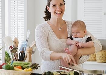 Dieta para despues del embarazo