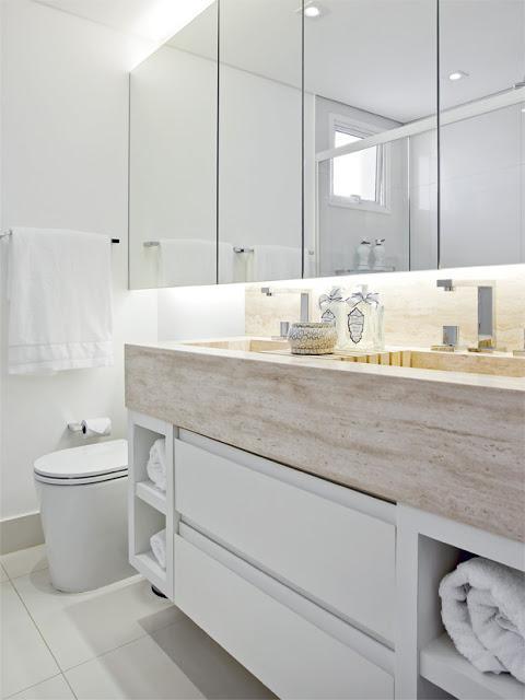 Baños Con Torre Ducha:Cuartos de baño pequeños bien distribuidos – Paperblog