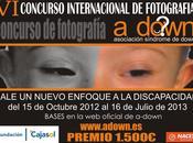 Concurso Internacional Fotografía a-Down. 'Dale nuevo enfoque discapacidad'