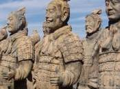 Galerías Preciados guerreros chinos