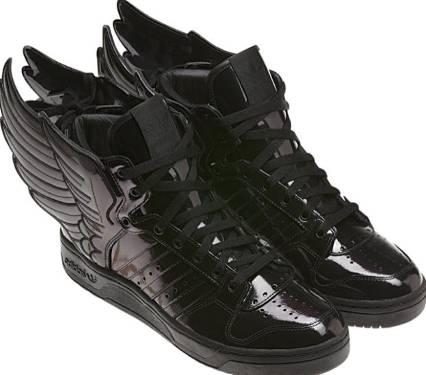 adidas jeremy scott negras