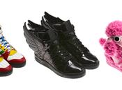Jeremy Scott para adidas Originals SS13