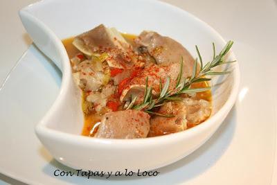 Oreja de cerdo estofada paperblog for Cocinar oreja de cerdo