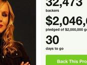 fans Veronica Mars reunen millones para producción película
