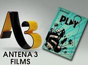 Antena Llevara Gran Pantalla Play Javier Ruescas