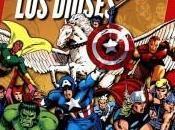 Reseña cómic: guerra dioses
