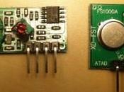 Comunicación entre Arduinos radiofrecuencia