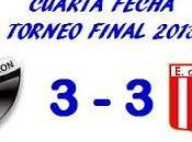 Colón:3 Estudiantes:3 (Fecha