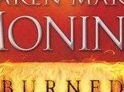 Portada Revelada: Burned (Fever Dani O'Malley, Karen Marie Moning