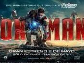 Nuevo póster español Iron repite habrá tráiler Thor: Mundo Oscuro película