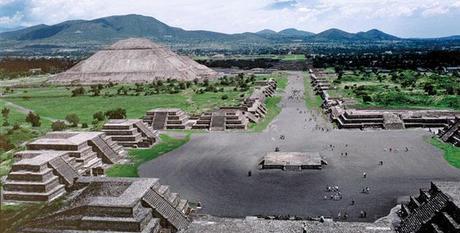 Ciudad Sagrada de Teotihuacan