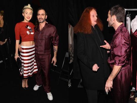 Marc Jacobs' affair with pajamas!