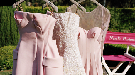Natalie Portman lives 'La vie en rose' in the new Miss Dior ad